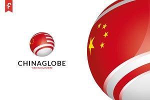 Chine Globe Logo