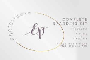 Editable Logo / Branding Kit