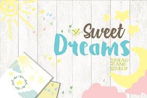 NIGHT TIME BUNDLE -SWEET DREAMS