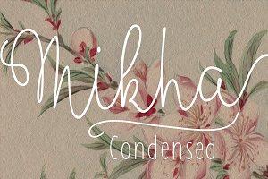 Mikha Condensed