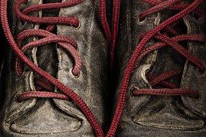 Grunge Work Boots