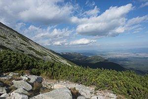 Beautiful Slovakian landscape