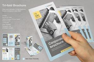 Tri-fold Corporate