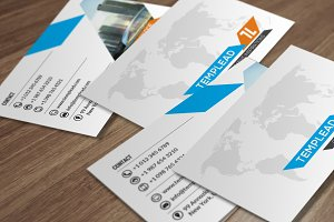 Personal Business Card CM198