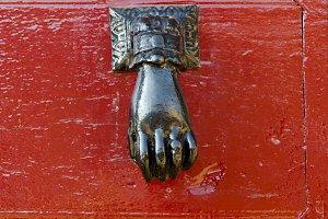 Door Hand Knocker