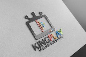 King Play Logo