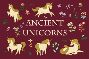 Ancient Unicorns
