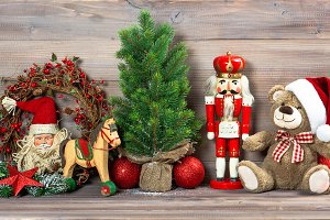 Christmas Toys Decoration
