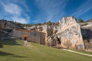 canyon and Templar Heremitage