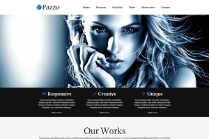 Pazzo - WP Business Theme
