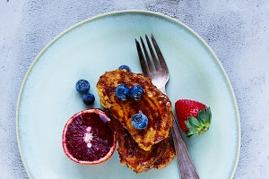 Homemade French Toasts