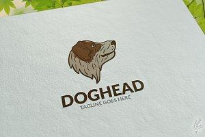 Dog - Logo Template