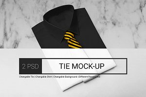 Tie Mock-Up