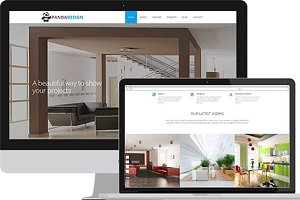 Panda Design – Interior Template