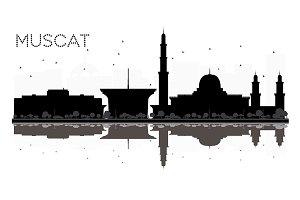 Muscat City skyline