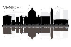 Venice City skyline
