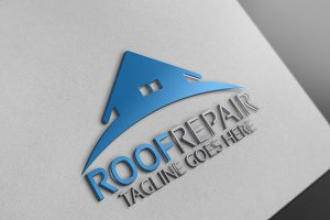 Roof Rapair Logo