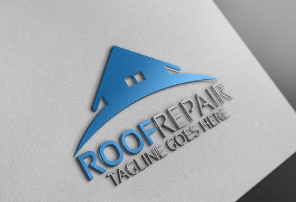 Roof Rapair Logo