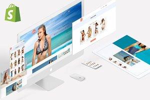 Miami Shopify Theme - Fashion Store