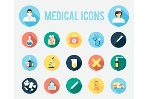 Medical tools and equipment.