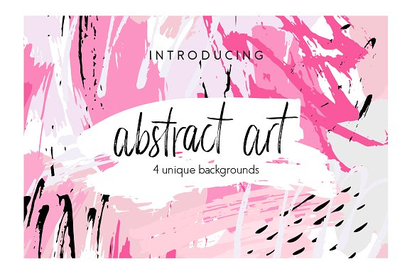 Abstract Art 4 Backgrounds