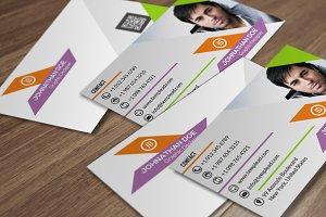 Personal Business Card CM190