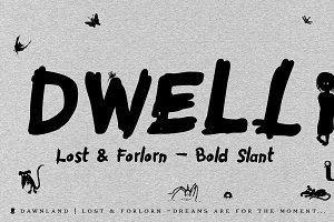 Lost & Forlorn – Bold Slant