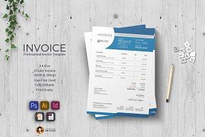 Stylish Invoice Template