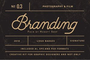 Photo/Video Branding Pack 0.3