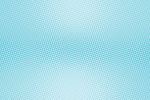 Light blue background Pop art retro comic