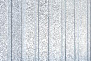 Sheet Metal with little light-texture