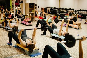 Step and Pump Fitness