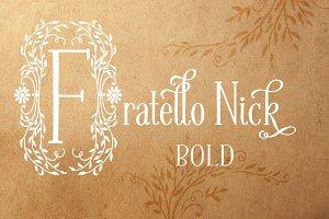 Fratello Nick Bold