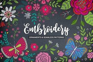 Huge Embroidery Bundle