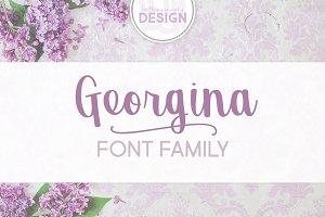 Georgina Font Family