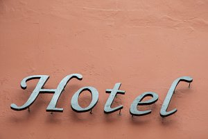 letters of a hotel