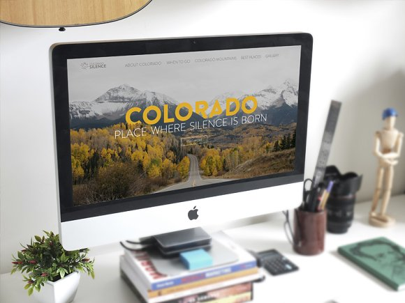 Colorado Landingpage