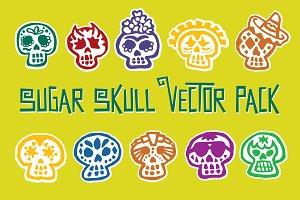 Sugar Skull Pack