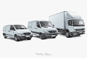 European Commercial Vehicles Lineup