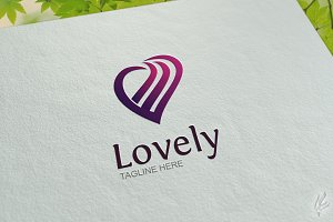 Lovely - Logo Template