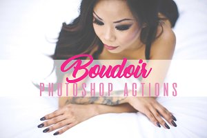 Boudoir Photoshop Actions (9)