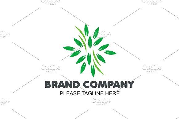Farming Brand in Logo Templates
