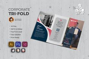 Corporate Tri-Fold