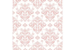 Seamless Vector Baroque Pattern