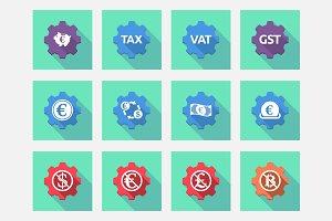 Gears Economy Set 06
