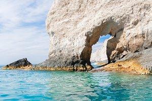 Beautiful  Zakinthos island
