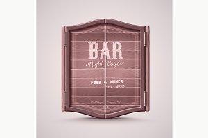 Bar Doors