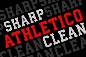 Athletico Clean & Sharp