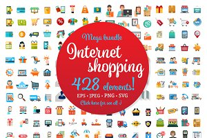 Sale! Mega Internet Shopping Set