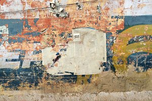 Distressed Wall Texture